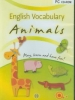 English Vocabulary -   Animals  CD - ROM