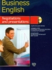 Business English - Negotiations and presentations