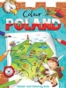 Colour Poland. Sticker and Colouring Book