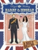 Royal Wedding: Harry and Meghan. Dress-Up Dolly Book
